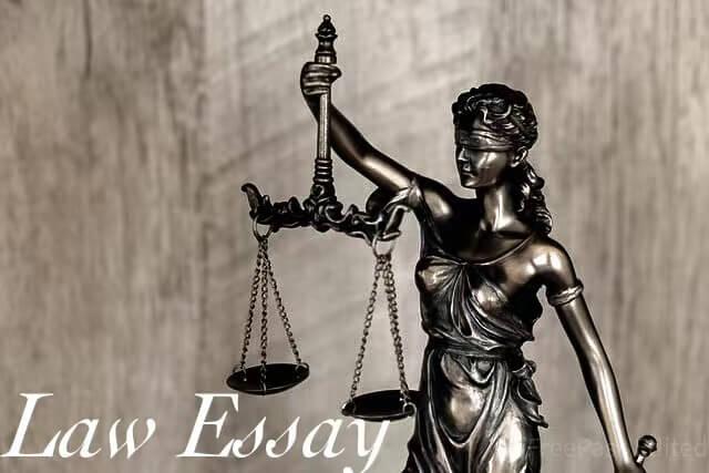 法律论文代写:作业|100%靠谱,100%原创,100%专业,最强售后保证【内附Essay范文】